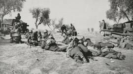 La Guerra Civil timeline