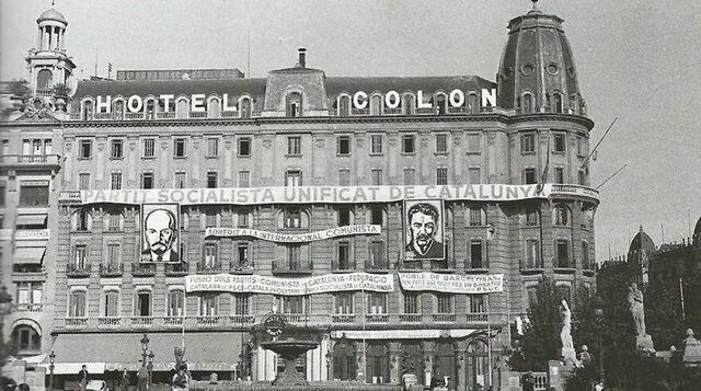 Fets de maig de 1937
