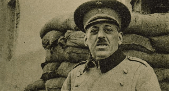Muerte del general José Sanjurjo.