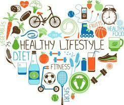 2.3 My current healthy lifestyle