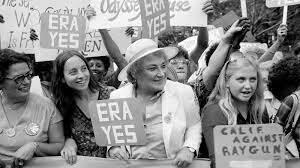 Equal Rights Amendment (ERA) proposed
