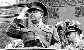 Franco, Caudillo d'Espanya