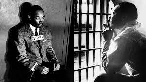 """Dr. King's: """"Letter from a Birmingham Jail"""""""