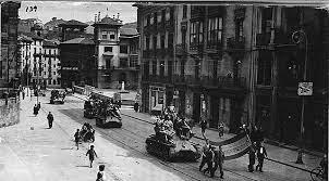 Conquesta de Bilbao per part dels franquistes