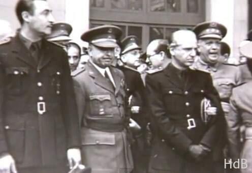 El decreto de unificación.