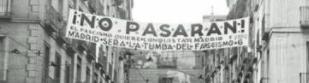Fracàs en l'intent d'ocupació de Madrid, defensada per les milícies i les Brigades Internacionals.