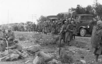 Batalla de Guadalajara-Derrota dels italians