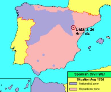Batalla de Belchite (Aragó)