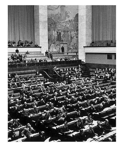 El nacimiento de la OMC