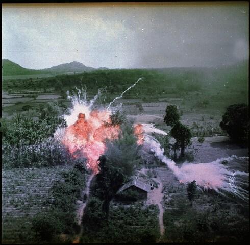 USA går inn i Vietnamkrigen