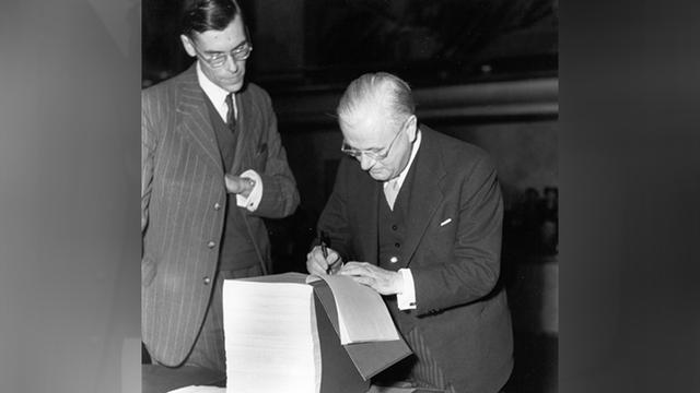 50 aniversario de la firma del Acuerdo General sobre Aranceles Aduaneros y Comercio