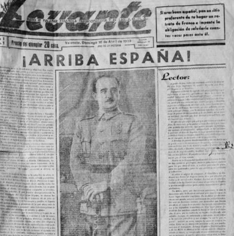 Ocupació de València i Alacant