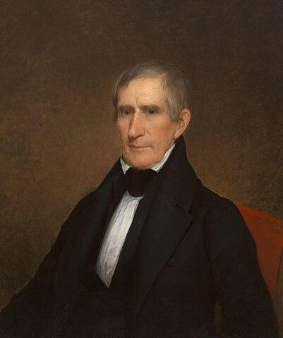William Henry Harrison. (1773-1841) - 9º Presidente de los Estados Unidos.