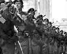 Extensió de la rebel·lió militar a moltes guarnicions de la Península.