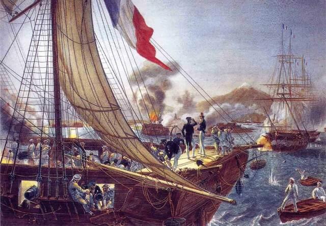 Primera intervención francesa en México o Guerra de los pasteles