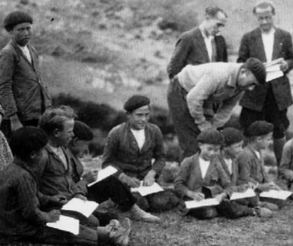 AÑO 1882 ABRIÓ SUS PUERTAS LA SOCIEDAD PROTECTORA DE NIÑOS DESAMPARADOS