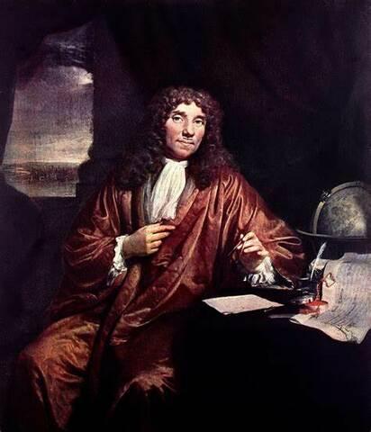 Investigations By Antoni Van Leeuwenhoek