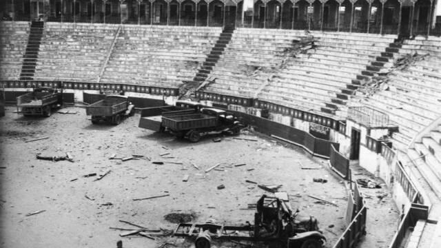 La massacre de Badajoz