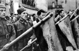 Favorables a la República: Les Brigades Internacionals i la URSS.
