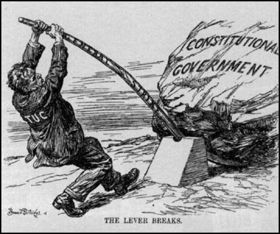 General Strike from the Trade's Union Congress.