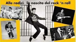 NASCE IL ROCK 'NROLL