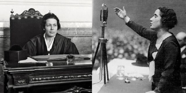 El debat del vot femení