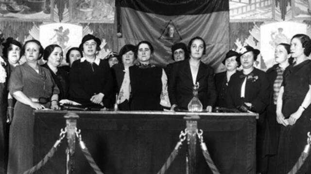 Debat pel vot femení