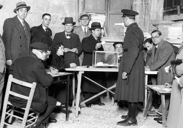 Eleccions del 1936