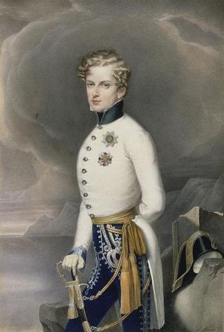 Napoleón II Bonaparte. (1811-1832).