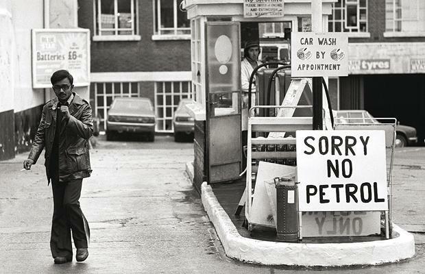 "Crisis económica de 1973 ""Crisis del Petróleo"""
