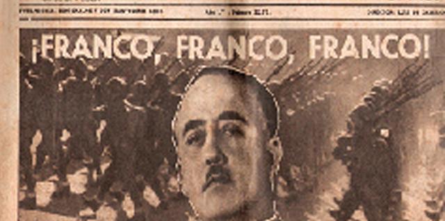 Franco deroga el Estatuto de Cataluña.