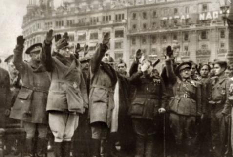 Començament de la gran ofensiva franquista