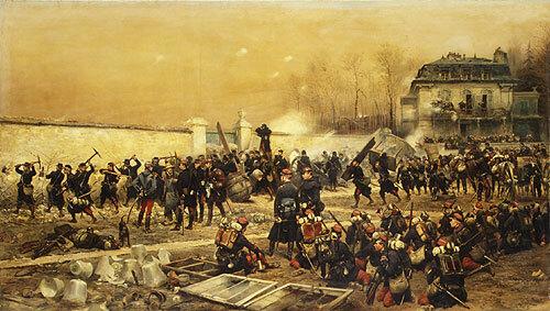 La guerra Franco - Prusiana