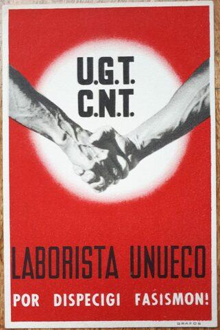 Pacte entre la CNT i la UGT