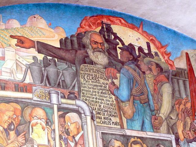 Desarrolló la conocida crítica marxista al capitalismos.