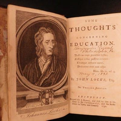 Algunas reflexiones sobre la educación