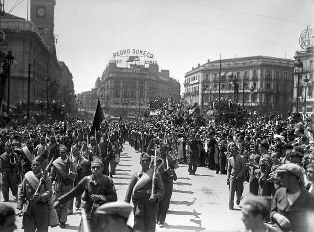 Conquista de Madrid (Nacionals)