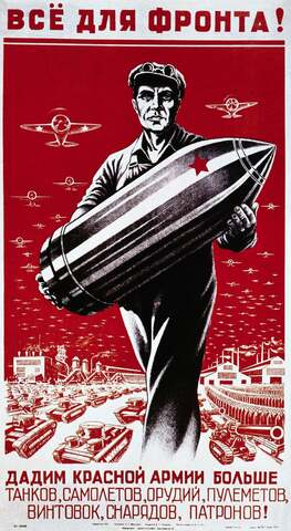 Wartime Communism created