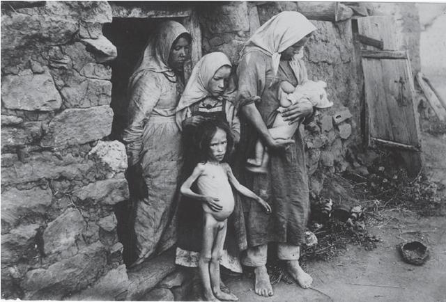 Ending of Wartime Communism