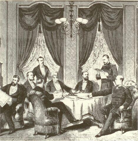 El tratado Frankfurt