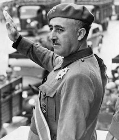 Franco Màxima Autoritat