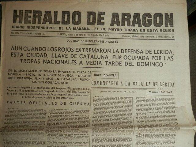 Ocupació de Lleida