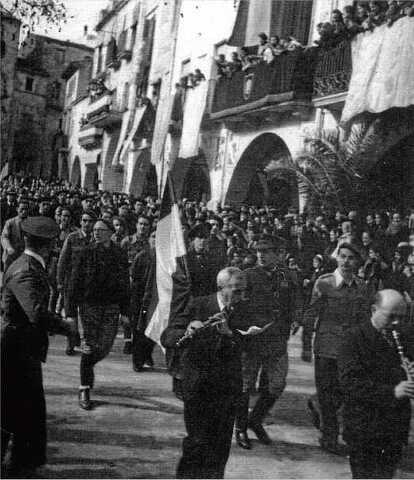 Nacionals entren a Girona