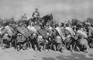 Czar Nicholas II take sole control of military operations