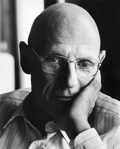 Paul-Michel Foucault.