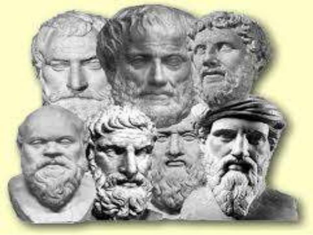 Corriente filosofica que desarrollo