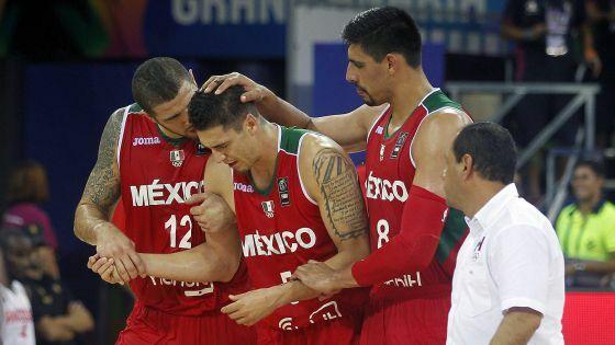 Mexico regresa al Campeonato Mundial de Baloncesto