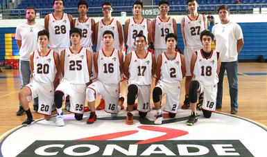 La CONADE se incluye en el Baloncesto Mexicano