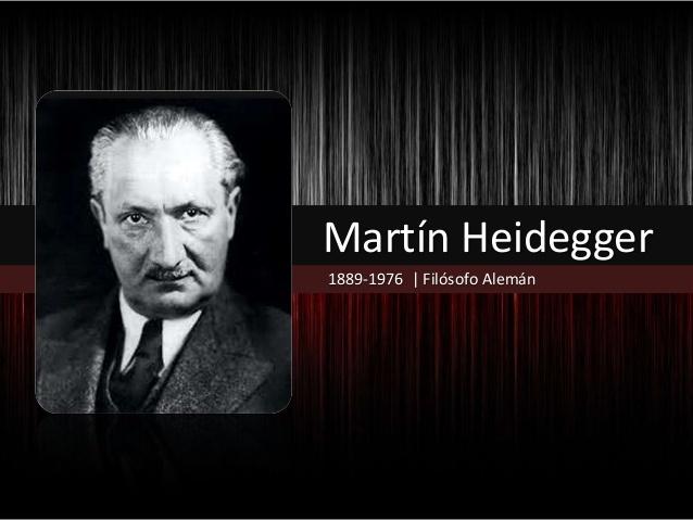 Muerte de Martin Heidegger