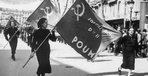 El govern central de la República dissol el POUM i els seus membres van ser detinguts.
